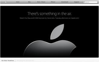 出たぁ~MacBook Air 実況中継(?)付き