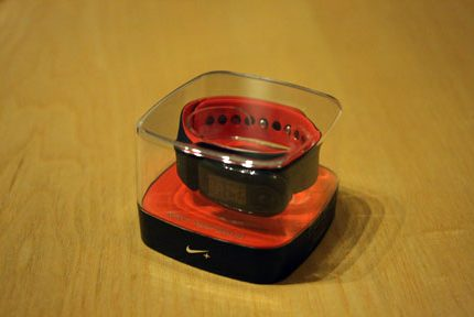 Nike+ SportBand購入
