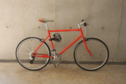 Tokyobike シングル化計画 その1 ホイールを組め