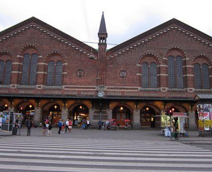 北欧旅行4日目(デンマークデザインセンター、チボリ公園)