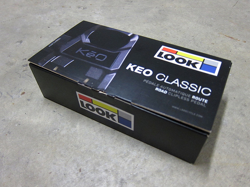 LOOK KEO CLASSIC PEDALS
