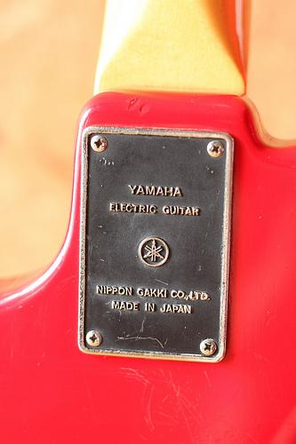 Yamaha SG-2 オーバーホール その6