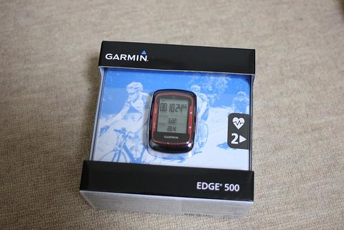 GARMIN EDGE 500購入