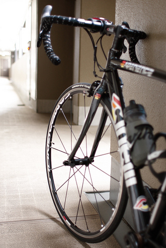 Campagnolo EURUS MEGA G3 2-WAY FITに交換、その後。