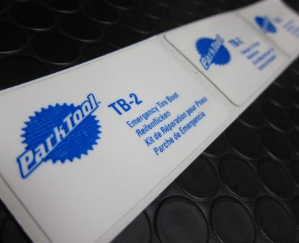 Park Tool TB-2で応急処置