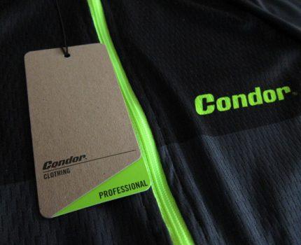 ウインターライド用にCondor Cycles Professional Winter Jerseyを購入