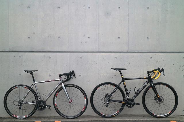 自転車写真の備忘録