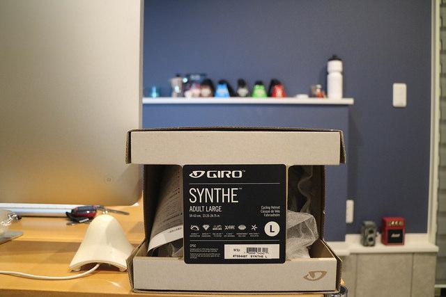 GIRO SYNTHEを購入