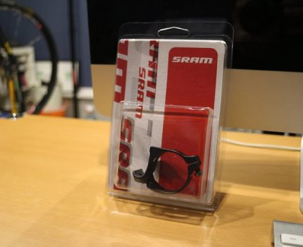 SRAM Front Derailleur Braze-on Adapter