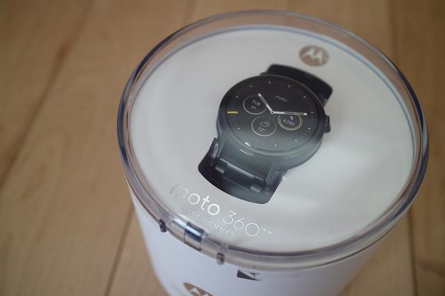 Moto 360 2ndを購入