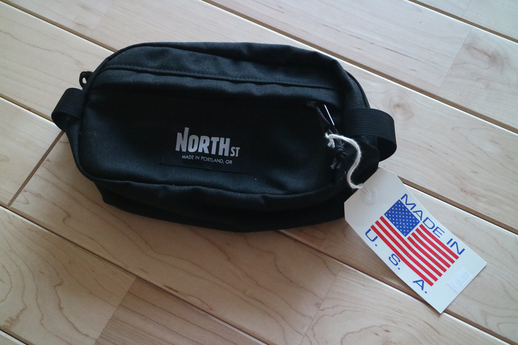 North St. Hip Pack Pioneer 9を衝動買い