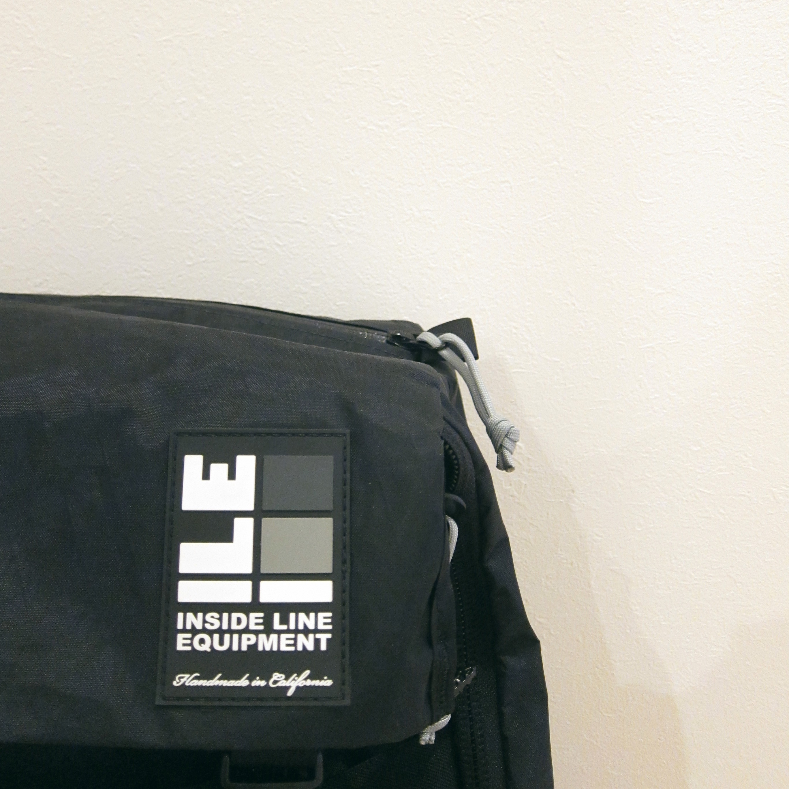 INSIDE LINE EQUIPMENT Race Day Bagの6ヶ月インプレ